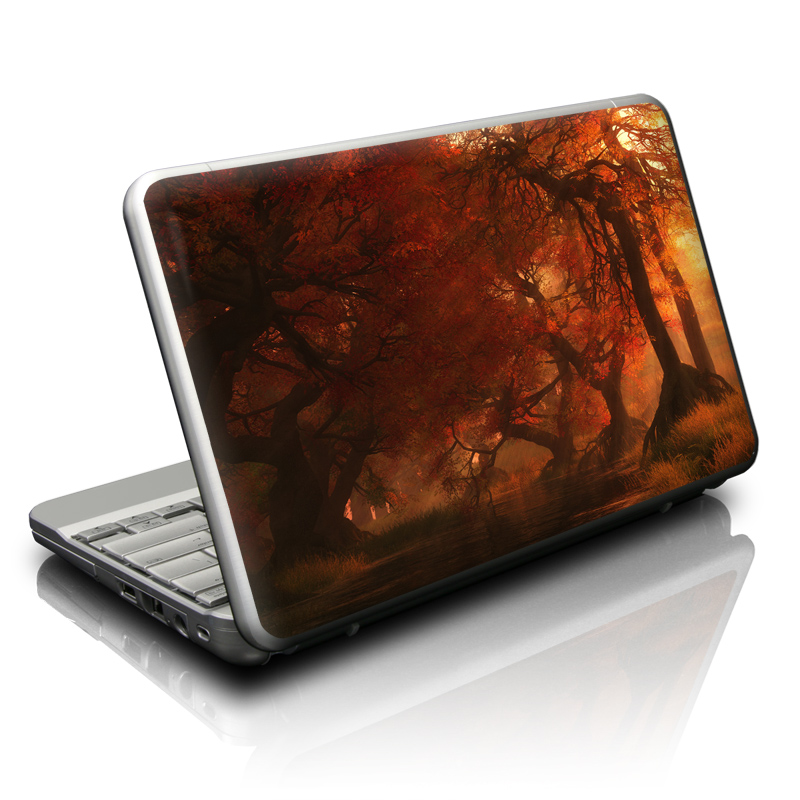 Canopy Creek Autumn Netbook Skin