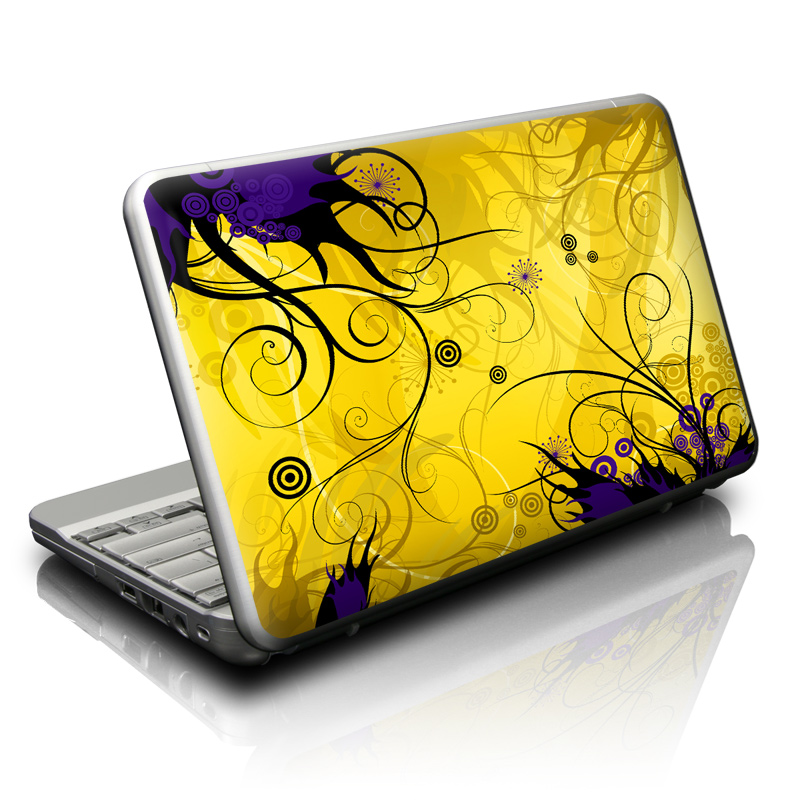 Chaotic Land Netbook Skin