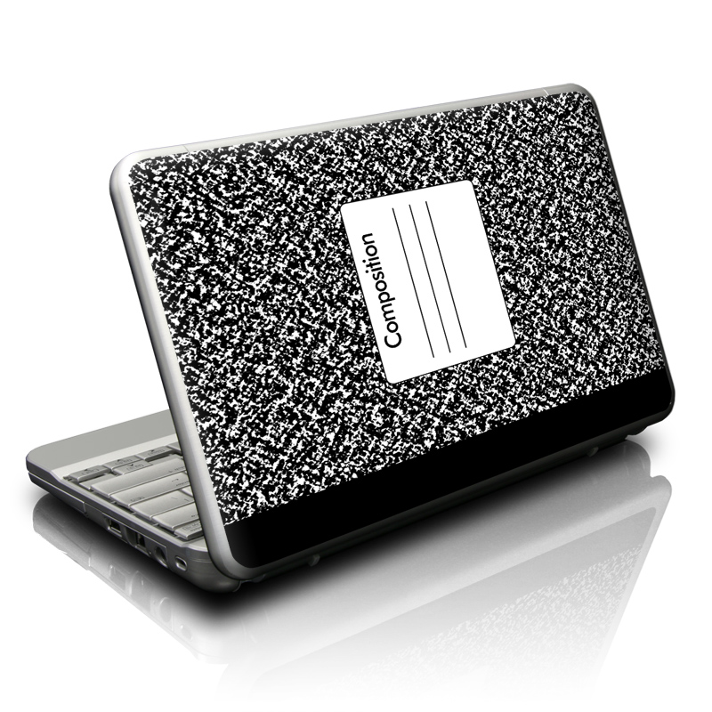 Netbook Skin design of Text, Font, Line, Pattern, Black-and-white, Illustration with black, gray, white colors