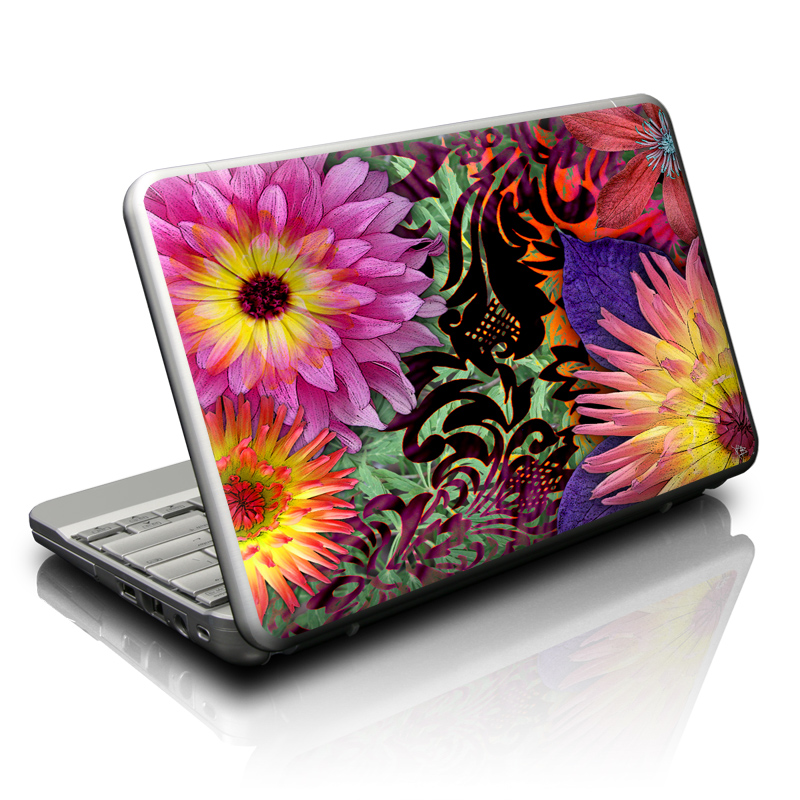 Cosmic Damask Netbook Skin
