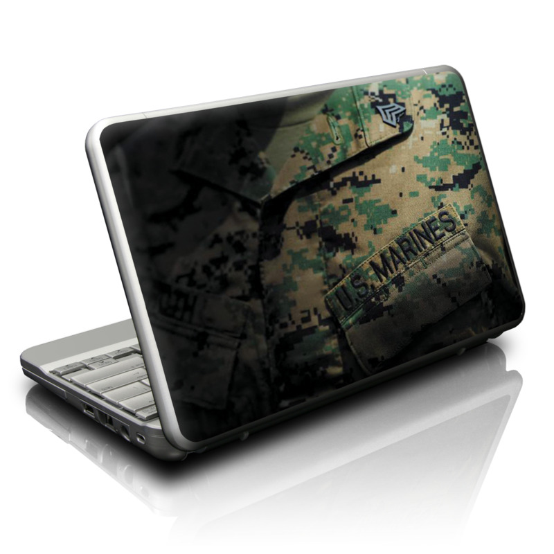 Courage Netbook Skin