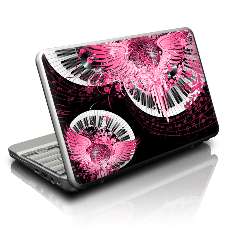 Disco Fly Netbook Skin