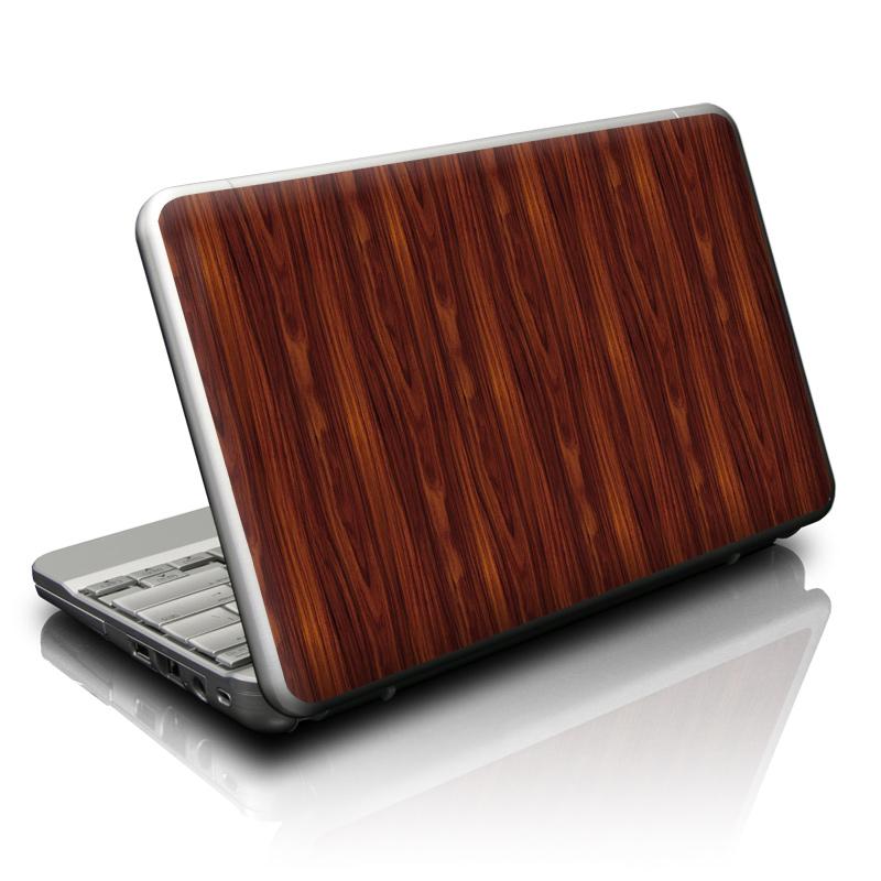 Dark Rosewood Netbook Skin