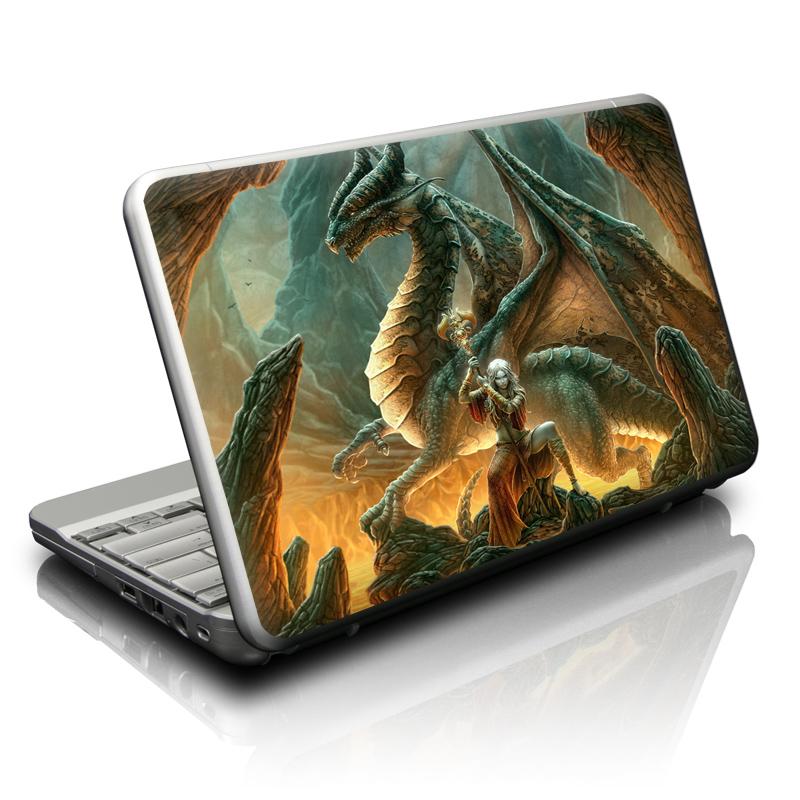 Dragon Mage Netbook Skin