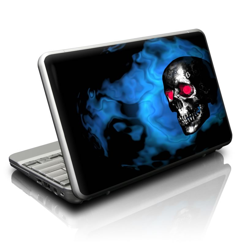 Demon Skull Netbook Skin