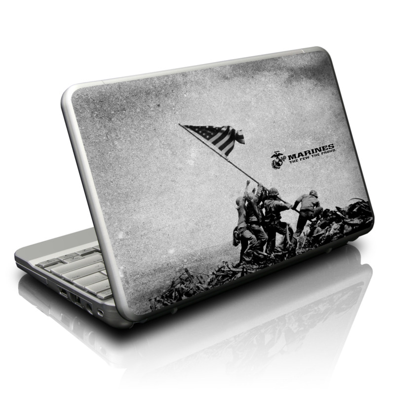 Flag Raise Netbook Skin