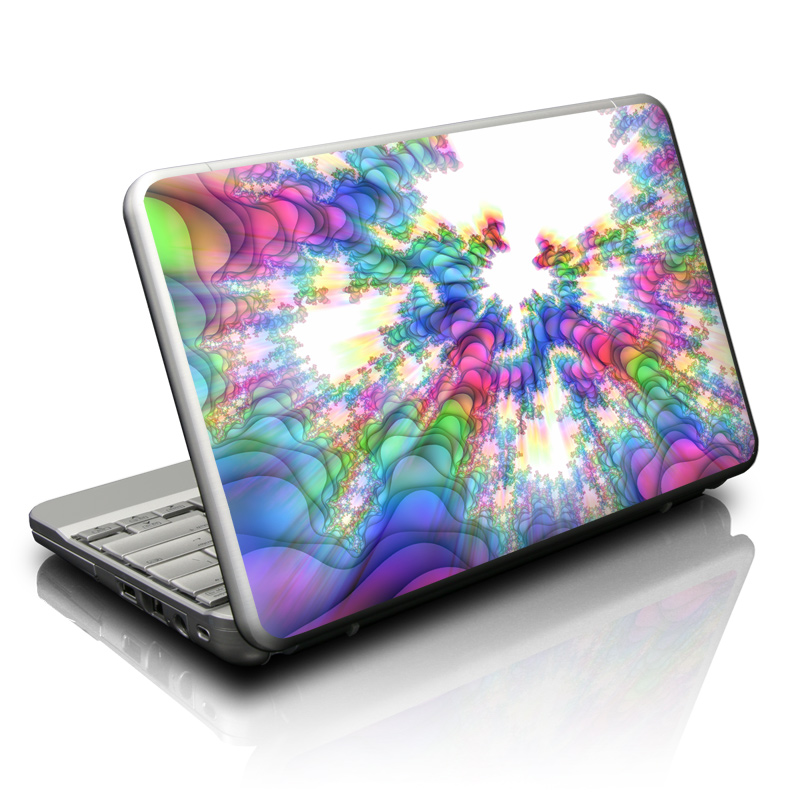 Netbook Skin design of Fractal art, Psychedelic art, Purple, Colorfulness, Art, Graphic design, Pattern, Graphics, Artwork, Symmetry with gray, white, blue, purple, pink colors