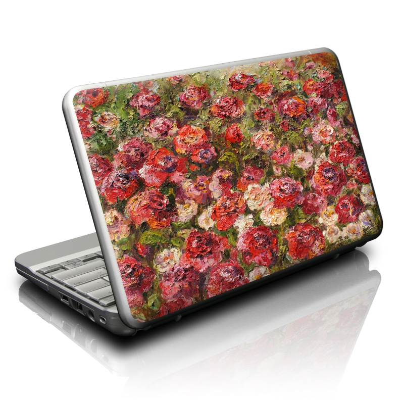 Fleurs Sauvages Netbook Skin