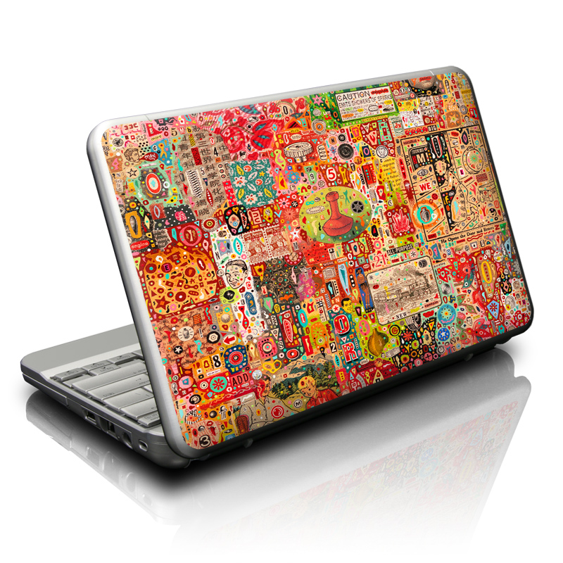 Flotsam And Jetsam Netbook Skin