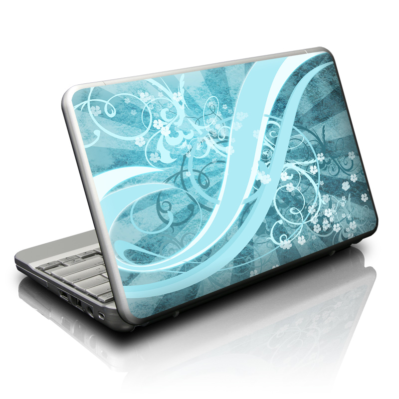 Flores Agua Netbook Skin
