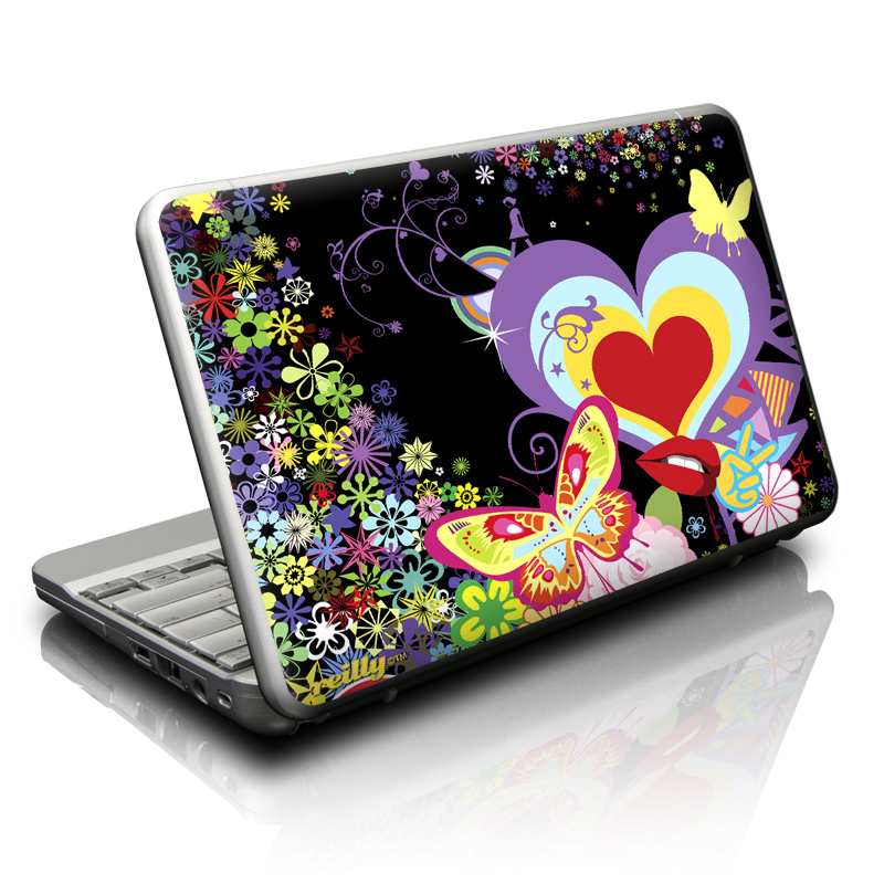 Flower Cloud Netbook Skin