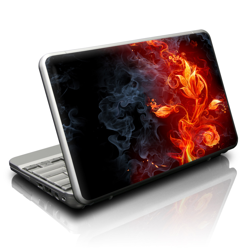 Flower Of Fire Netbook Skin