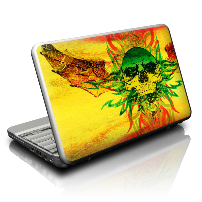 Hot Tribal Skull Netbook Skin