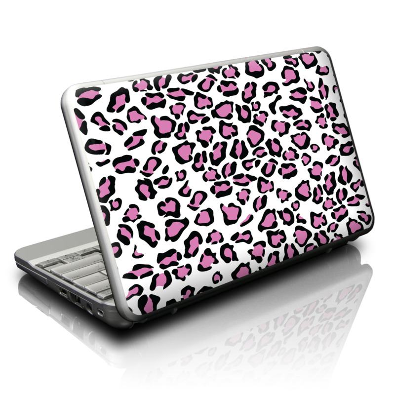 Leopard Love Netbook Skin