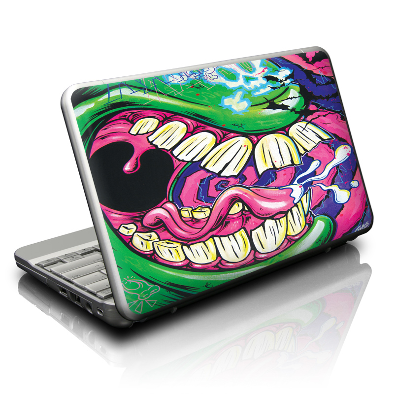 Mean Green Netbook Skin