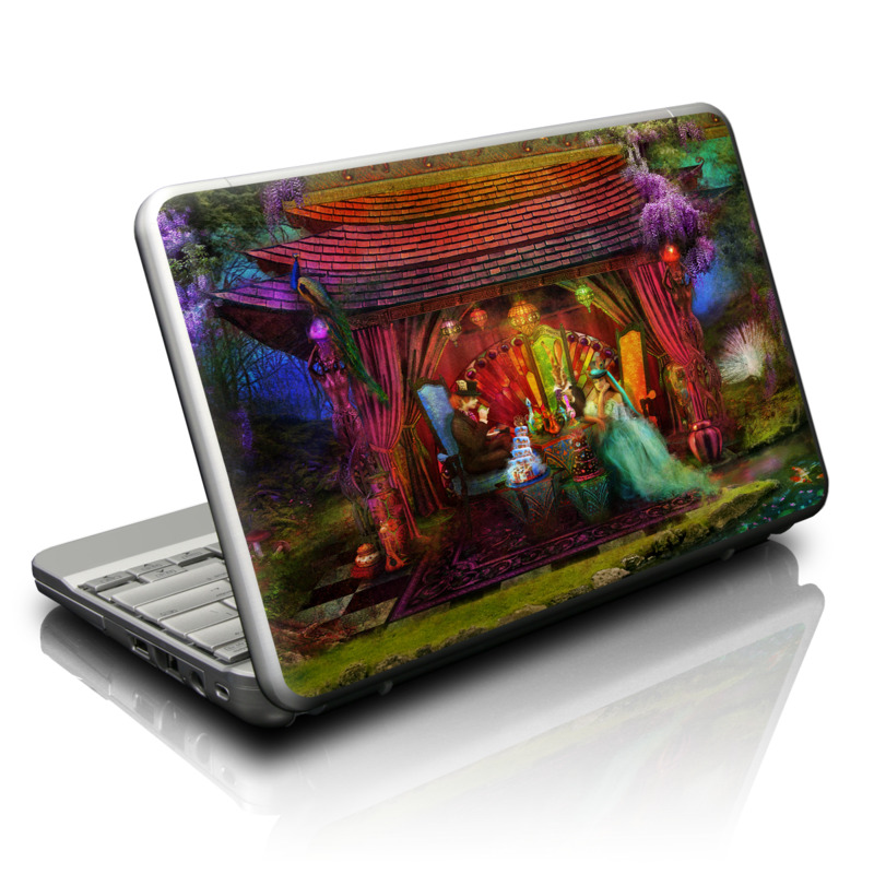A Mad Tea Party Netbook Skin