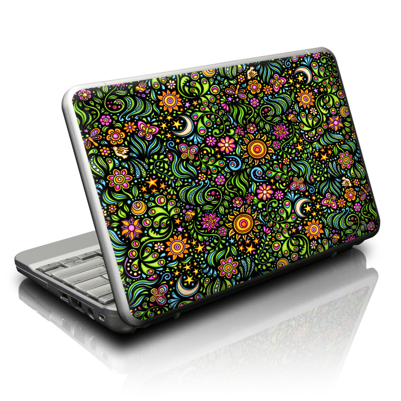 Nature Ditzy Netbook Skin