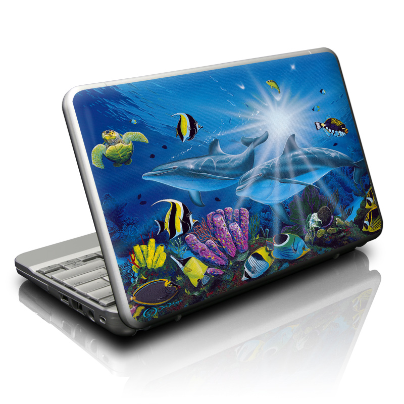 Ocean Friends Netbook Skin
