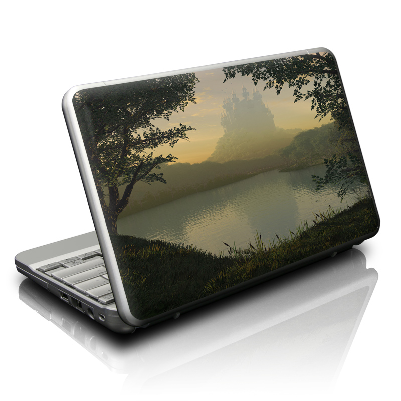 Once Upon A Time Netbook Skin