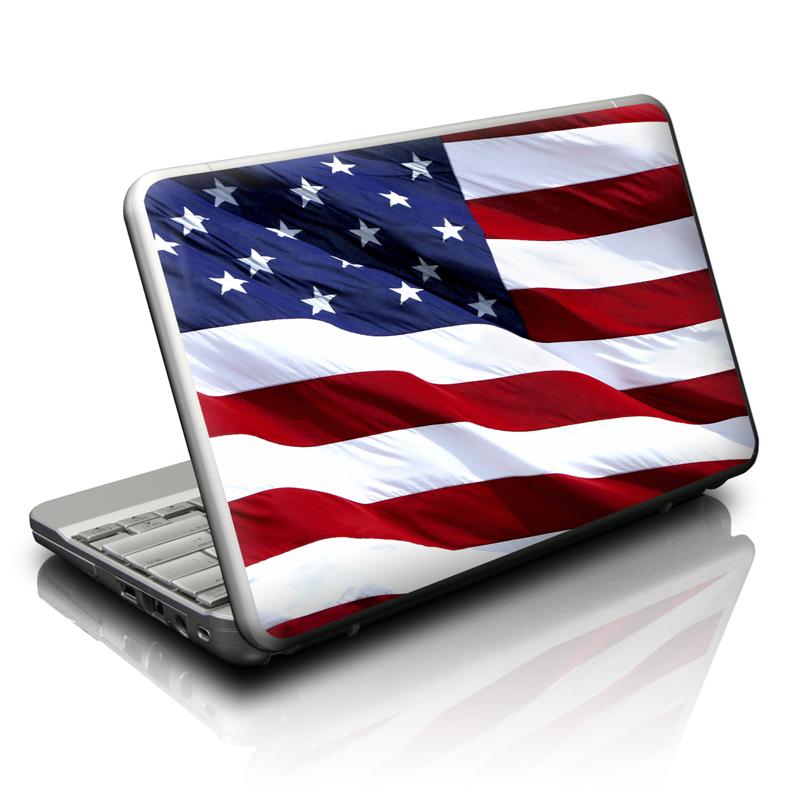 Patriotic Netbook Skin