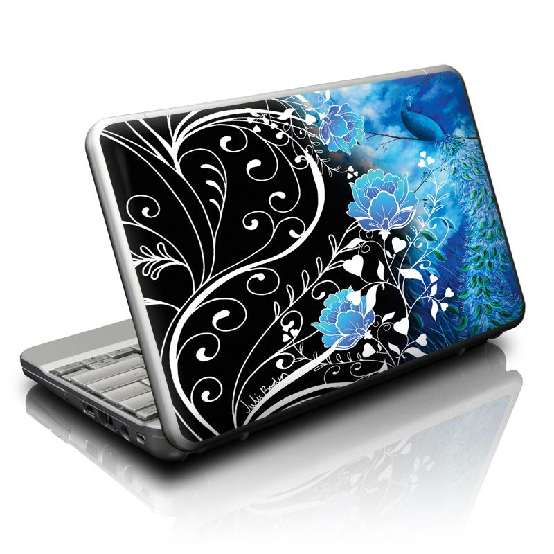 Peacock Sky Netbook Skin