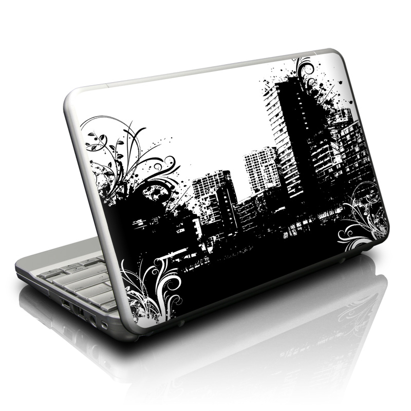 Rock This Town Netbook Skin