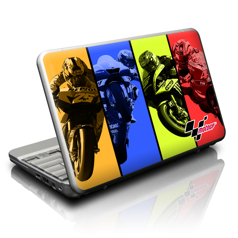 Race Panels Netbook Skin