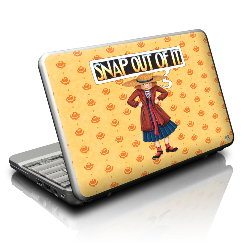 Snap Out Of It Netbook Skin