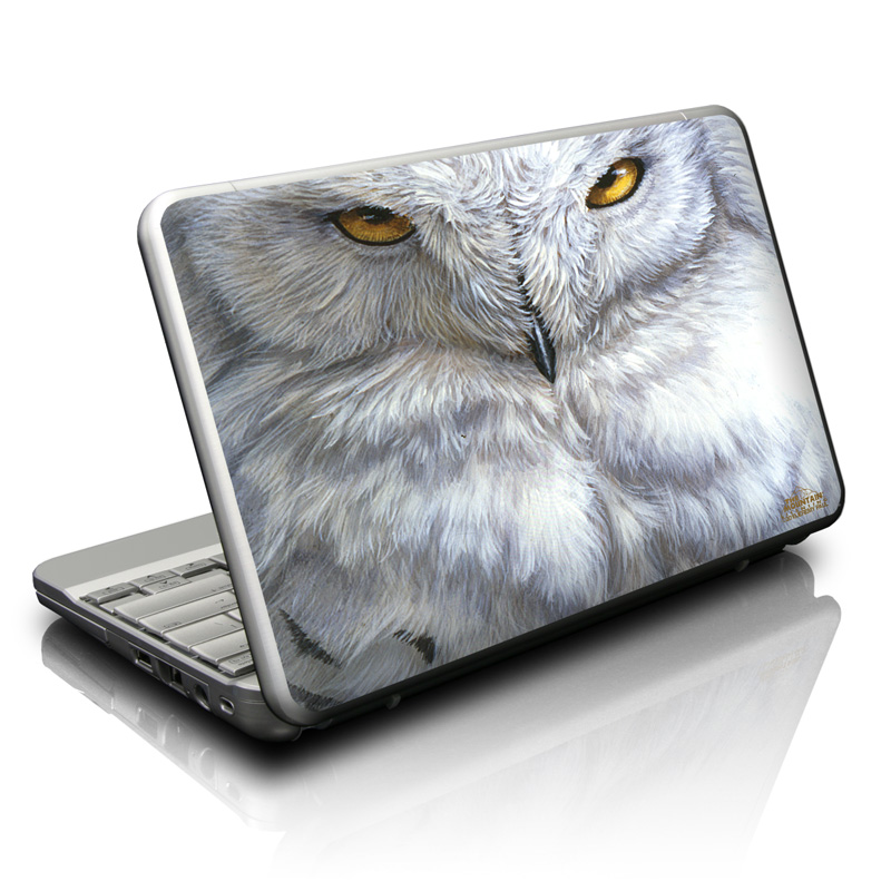 Snowy Owl Netbook Skin