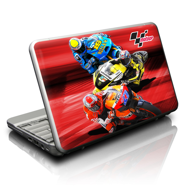 Speed Collage Netbook Skin