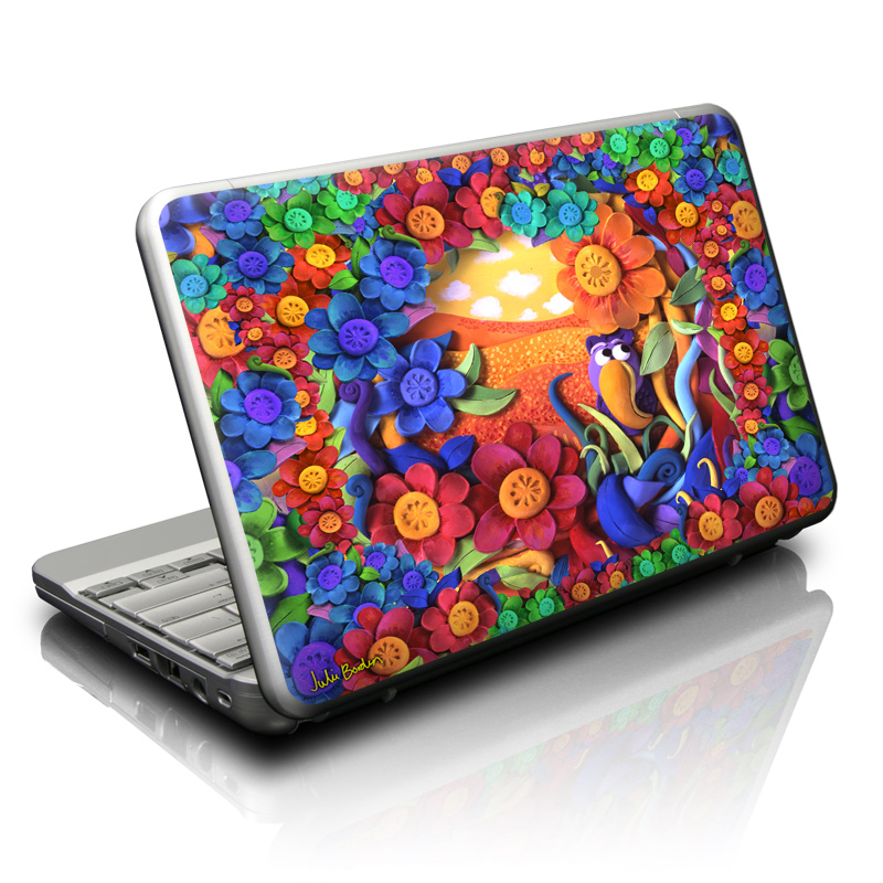 Summerbird Netbook Skin