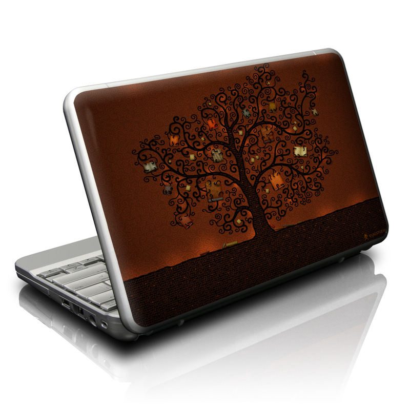 Tree Of Books Netbook Skin