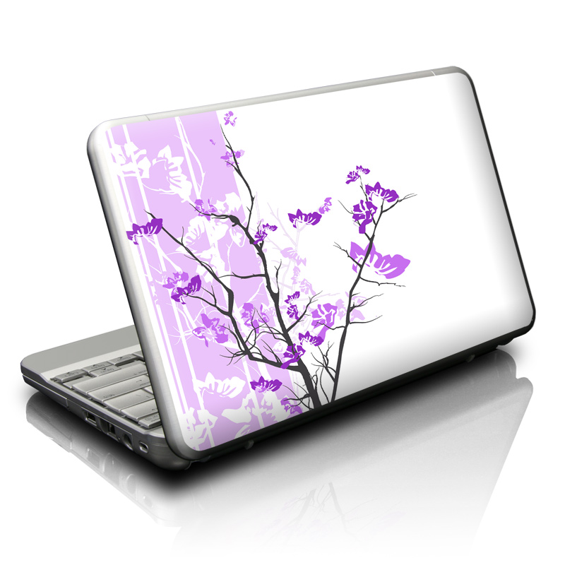 Violet Tranquility Netbook Skin