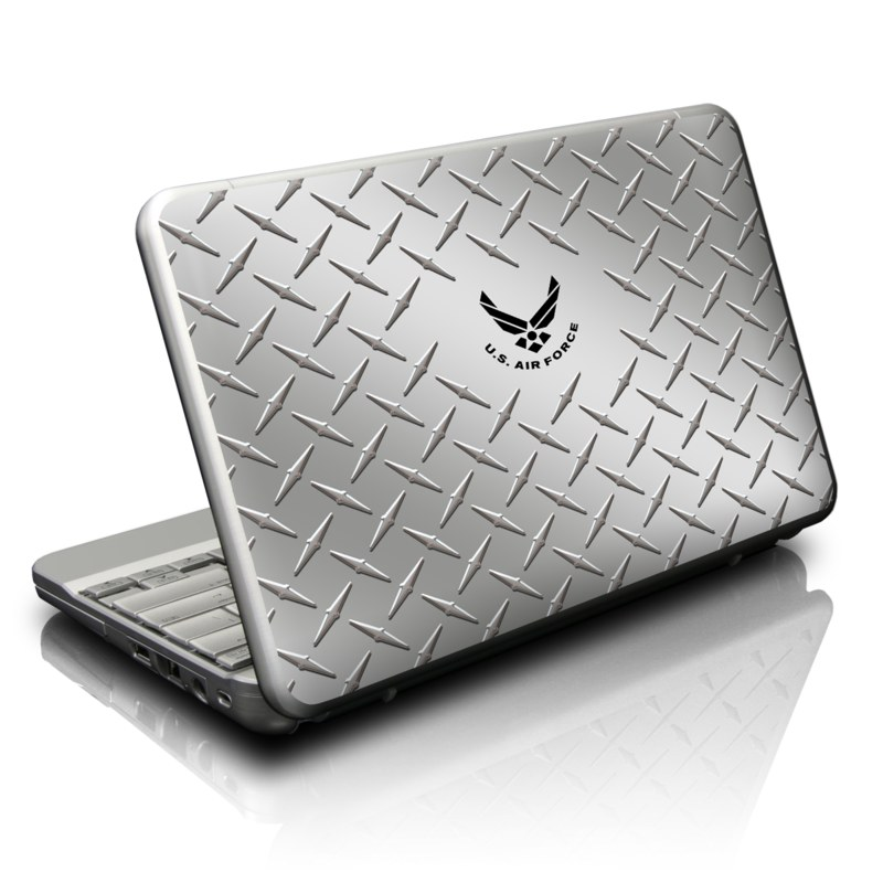 USAF Diamond Plate Netbook Skin