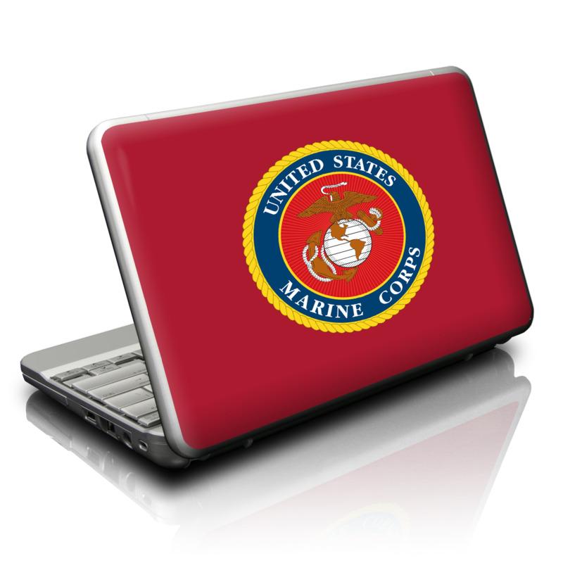 USMC Red Netbook Skin
