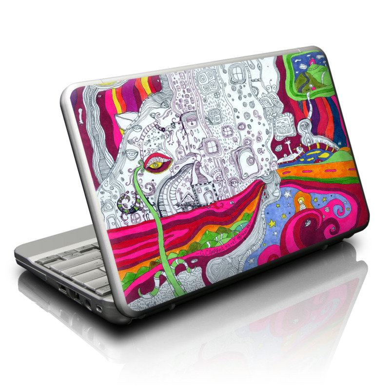 In Your Dreams Netbook Skin
