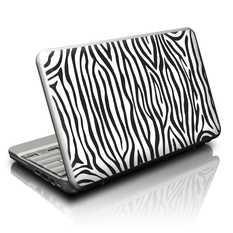 Zebra Stripes Netbook Skin