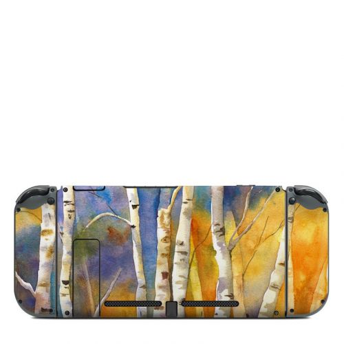 Aspens Nintendo Switch Back Skin