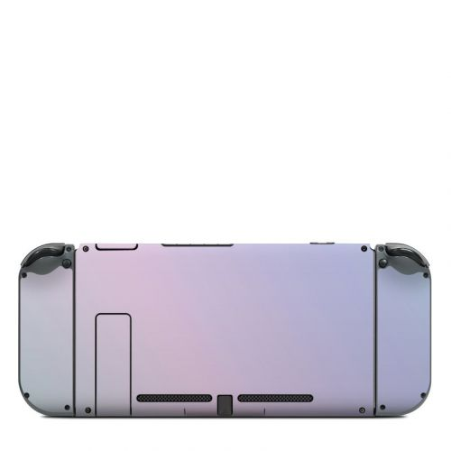 Cotton Candy Nintendo Switch Back Skin