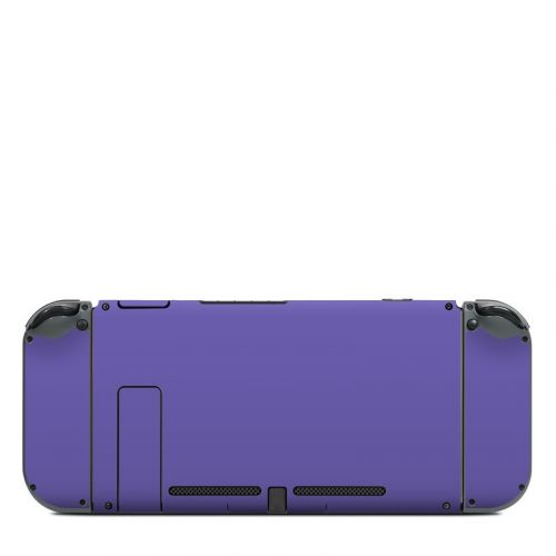 Cubed Nintendo Switch Back Skin