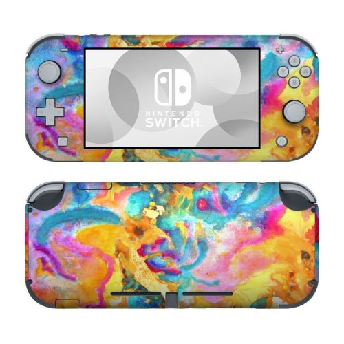 Dawn Dance Nintendo Switch Lite Skin