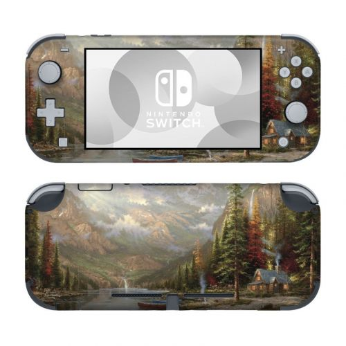 Mountain Majesty Nintendo Switch Lite Skin