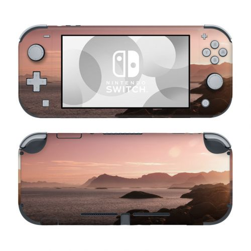 Pink Sea Nintendo Switch Lite Skin