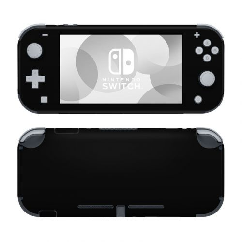 Solid State Black Nintendo Switch Lite Skin