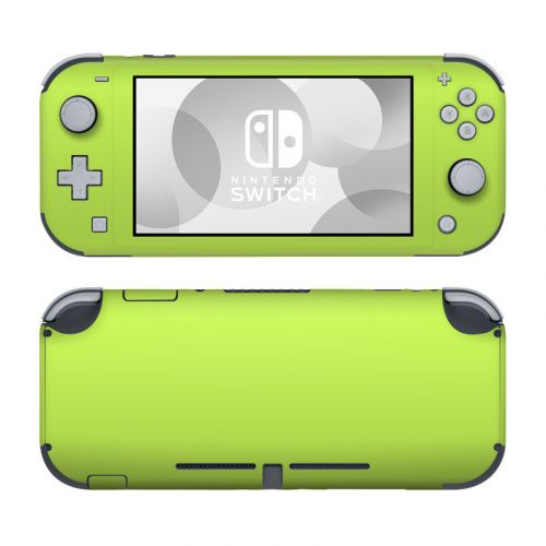 Solid State Lime Nintendo Switch Lite Skin