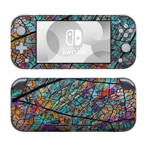 Stained Aspen Nintendo Switch Lite Skin