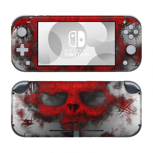 War Light Nintendo Switch Lite Skin