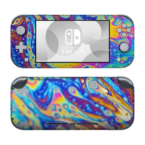 World of Soap Nintendo Switch Lite Skin