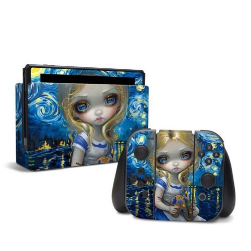 Alice In A Van Gogh By Jasmine Becket Griffith Istyles