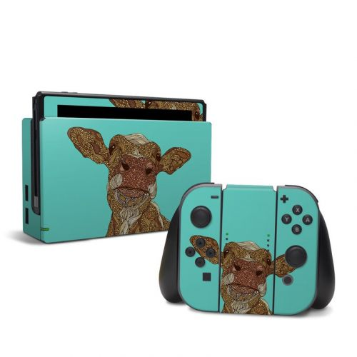 Arabella Nintendo Switch Skin